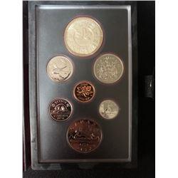 1978 Canada Silver Double Dollar Coin Set