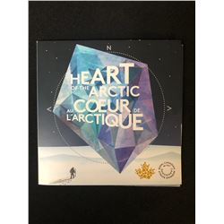 HEART OF THE ARCTIC 4 PIECE COIN SET (ROYAL CANADIAN MINT)