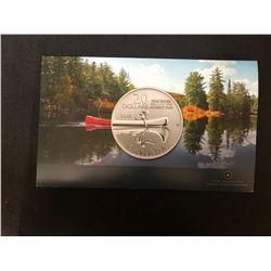 2011 ROYAL CANADIAN MINT TWENTY DOLLAR 9999 FINE SILVER