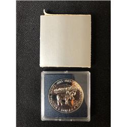 1885-1985 Canada Dollar Proof (National Parks)