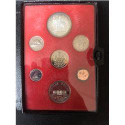 1873-1973 Canada Silver Double Dollar Coin Set