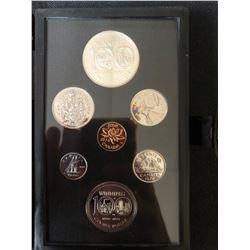 Canada 1974 Winnipeg Double Dollar Coin Set