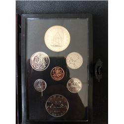 1976 Canada Silver Double Dollar Coin Set