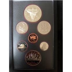1982 Canada Silver Double Dollar Coin Set