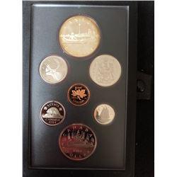 1984 Canada Silver Double Dollar Coin Set
