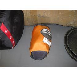 USED CHILLAX  DOUBLE SLEEPING BAG