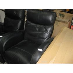 USED FAUX LEATHER RECLINER