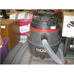 USED RIDGID SHOP VAC