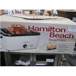 USED HAMILTON BEACH ROASTER OVEN