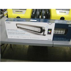USED TYPES 24 INCH SMART LIGHT BAR