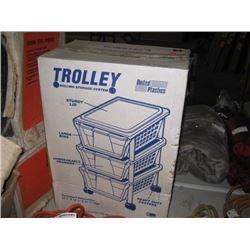 TROLLEY STORAGE SYSTEM