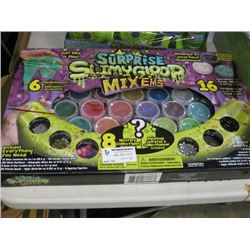 USED SURPRISE SLIMY GOOP MIX EMS