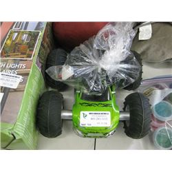 USED REMOTE CONTROL CAR WITH REMOTE AND CHARGER