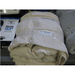 USED KING SHEET SET