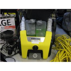 USED KARCHER 1900 PSI ELECTRIC PRESSURE WASHER