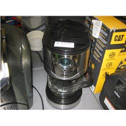 USED OSTER COFFEE MAKER