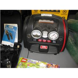 USED POWERSTATION JUMPSTARTER AND TIRE INFLATOR