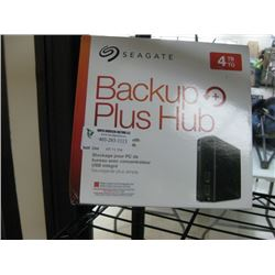 SEAGATE BACK UP PLUS HUB