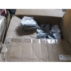 BOX OF 1/2 POLY COUPLINGS