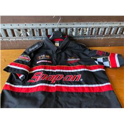 SNAP-ON RACING SHIRT - SIZE LARGE