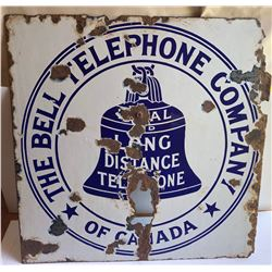 THE BELL TELEPHONE CO - DSP SIGN