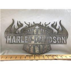 HARLEY-DAVIDSON SIGN