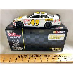 NASCAR: 2002 LIMITED EDITION STOCK CAR REPLICA