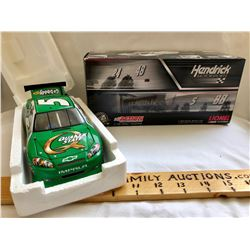 NASCAR: 2007 LIMITED EDITION STOCK CAR REPLICA