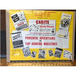 CASITE DISPLAY POSTER - POWERFUL ADVERTISING