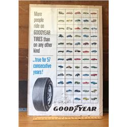19971 GOODYEAR POSTER