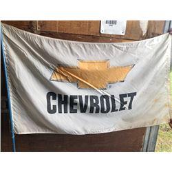 VINTAGE CHEVROLET FLAG - 3' X 5'