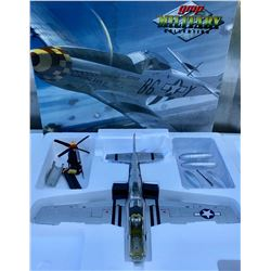 GMP DIE CAST MILITARY AIRPLANES - AS NEW