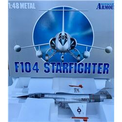 ARMOUR COLLECTION DIE CAST MILITARY AIRPLANE