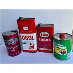 GR OF 4, ESSO CANS