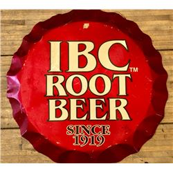 """IBC ROOT BEER SST REPRO 20"""" SIGN"""