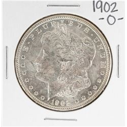 1902-O $1 Morgan Silver Dollar Coin