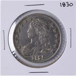 1830 Capped Bust Half Dollar Coin