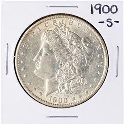 1900-S $1 Morgan Silver Dollar Coin