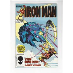 Iron Man Issue #198 by Marvel Comics