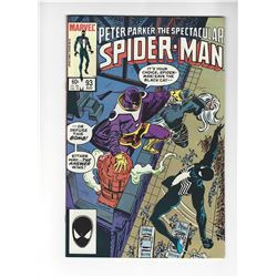Peter Parker, The Spectacular Spider-Man Issue #93 by Marvel Comics