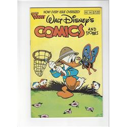 Walt Disneys Comics and Stories Issue #541 by Gladstone Publishing