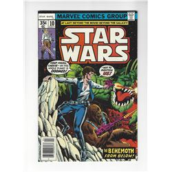 Star Wars Issue #10 by Marvel Comics