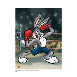Warner Brothers Hologram Boxer Bugs