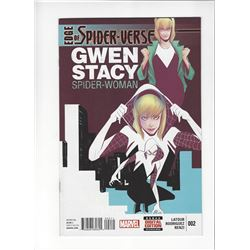 Edge of Spider-Verse Gwen Stacy Issue #2 by Marvel Comics