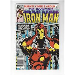 The Invincible Iron Man Issue #170 by Marvel Comics