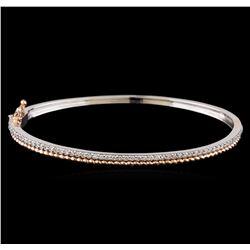 0.55 ctw Diamond Bracelet
