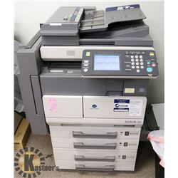 KONICA MINOLTA BIZHUB 350 ALL IN ONE COPY/PRINTER