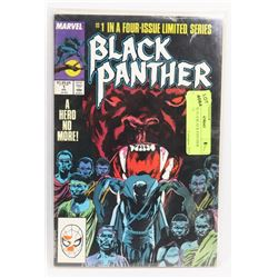 HIT MOVIE #1-4 BLACK PANTHER COMIC SET