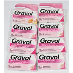 BAG OF GRAVOL