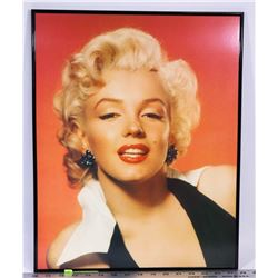 MARILYN MONROE PICTURE, FRAMED